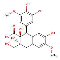 2D chemical structure of 16462-65-0