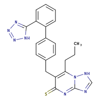 2D chemical structure of 168152-67-8
