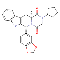 2D chemical structure of 171488-19-0
