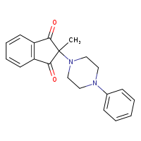 2D chemical structure of 17330-79-9