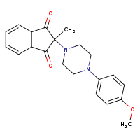 2D chemical structure of 17330-80-2