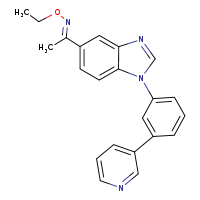 2D chemical structure of 184220-36-8