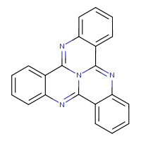 2D chemical structure of 195-84-6