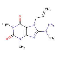 2D chemical structure of 19800-76-1