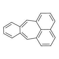 2D chemical structure of 206-92-8