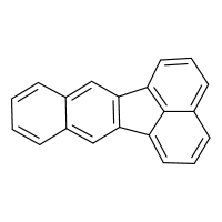 2D chemical structure of 207-08-9