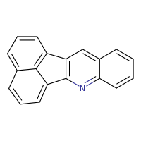 2D chemical structure of 207-09-0