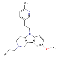 2D chemical structure of 20771-46-4