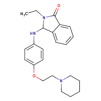2D chemical structure of 21590-92-1