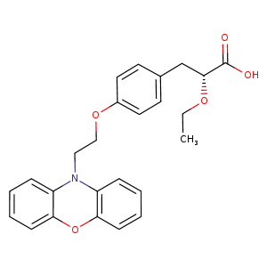 2D chemical structure of 222834-30-2