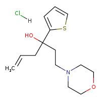 2D chemical structure of 2238-80-4