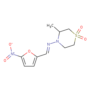 2D chemical structure of 23256-30-6