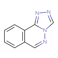 2D chemical structure of 234-80-0