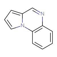 2D chemical structure of 234-95-7
