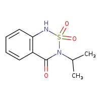 2D chemical structure of 25057-89-0