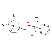2D chemical structure of 2515-36-8