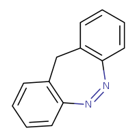 2D chemical structure of 256-91-7
