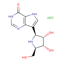 2D chemical structure of 284490-13-7