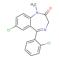 ChemIDplus - 2894-68-0 - VPAYQWRBBOGGPY-UHFFFAOYSA-N - 2