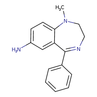 2D chemical structure of 2898-06-8