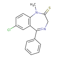 2D chemical structure of 2898-13-7