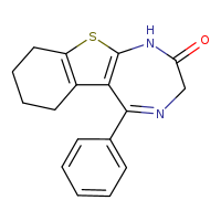 2D chemical structure of 29462-18-8