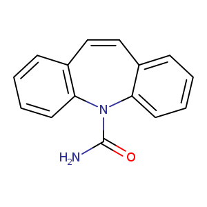 2D chemical structure of 298-46-4