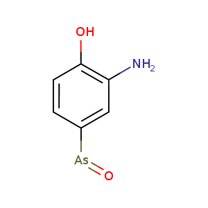 2D chemical structure of 306-12-7
