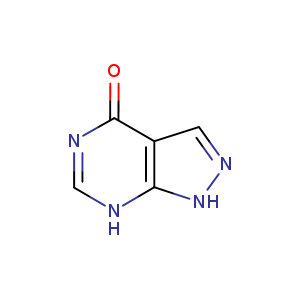 2D chemical structure of 315-30-0