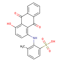 2D chemical structure of 3443-92-3