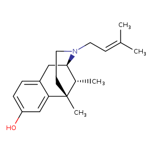 2D chemical structure of 359-83-1