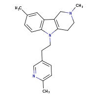 2D chemical structure of 3613-73-8