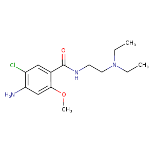 2D chemical structure of 364-62-5