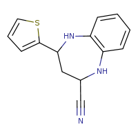2D chemical structure of 38291-72-4