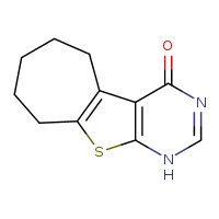 2D chemical structure of 40106-31-8