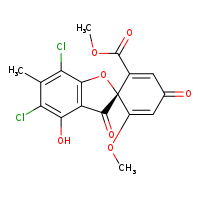 2D chemical structure of 427-63-4