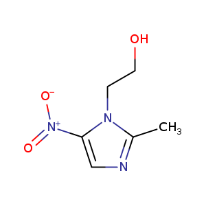 2D chemical structure of 443-48-1