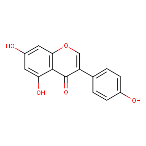 2D chemical structure of 446-72-0
