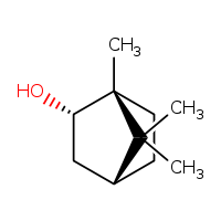 2D chemical structure of 464-43-7