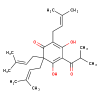 2D chemical structure of 468-27-9