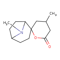 2D chemical structure of 469-88-5