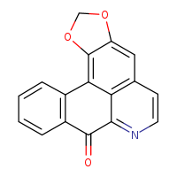2D chemical structure of 475-75-2