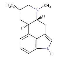 2D chemical structure of 478-89-7