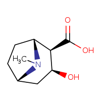 2D chemical structure of 481-37-8
