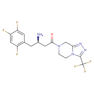 2D chemical structure of 486460-32-6