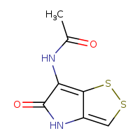 2D chemical structure of 488-04-0