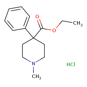 2D chemical structure of 50-13-5