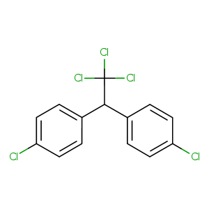 2D chemical structure of 50-29-3