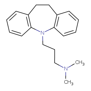2D chemical structure of 50-49-7