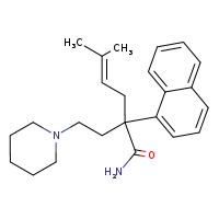 2D chemical structure of 50765-91-8